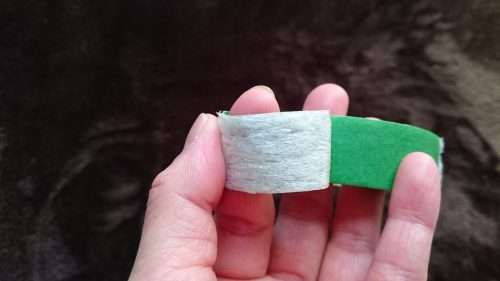 ダイソー 植物に優しい園芸テープの写真9