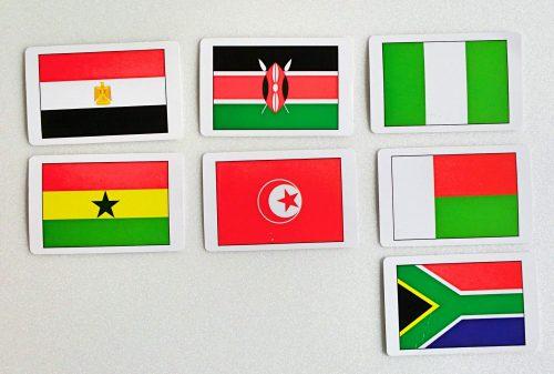 アフリカの国