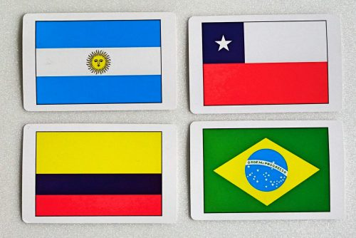 南アメリカの国
