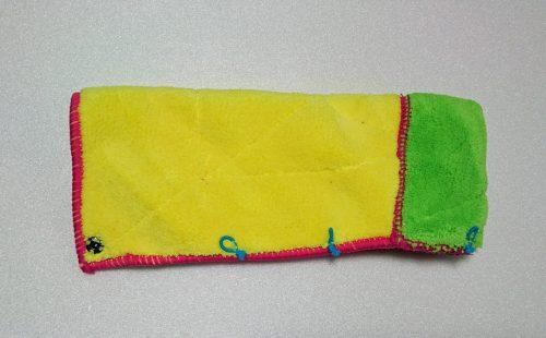 吸水折りたたみ傘カバーの作り方6