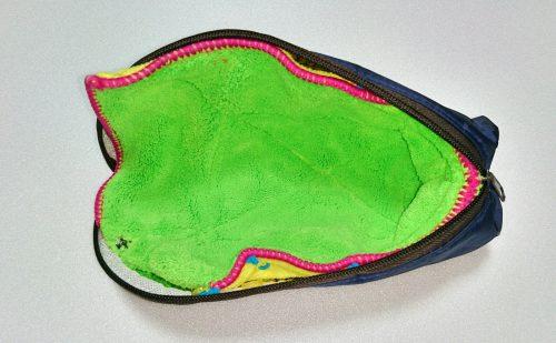 吸水折りたたみ傘カバーの作り方10