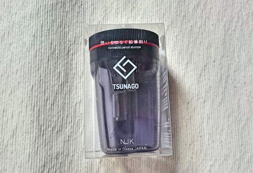 鉛筆削り「TSUNAGO」の写真1