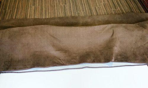 ホットカーペットの上から布団などをかぶせて1~2時間おく