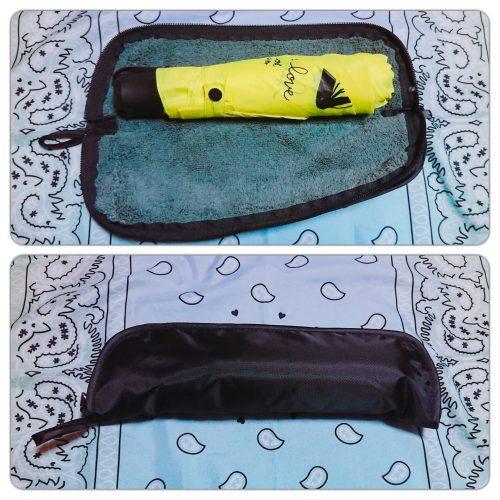 100均ダイソー 傘の収納袋の写真3