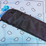 100均ダイソーの折りたたみ傘の吸水ケースが激安なのに優秀!
